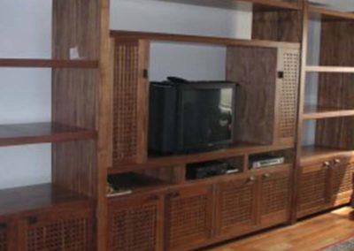 Librero TV Alby especial