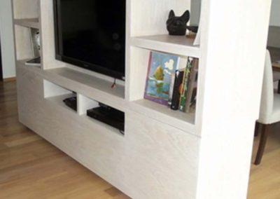 Mueble TV Doble vista